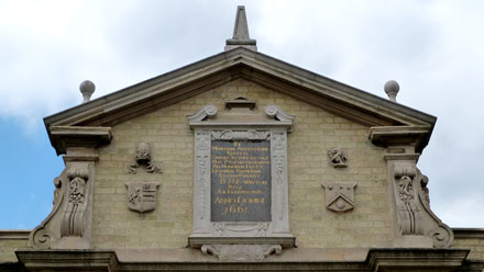 Richmond Charities - Almshouses - Bishop Duppas