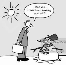 Will Salesman satire cartoon